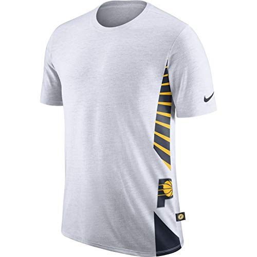 (Nike Indiana Pacers Dri-Fit Cotton DNA T-Shirt (Large))