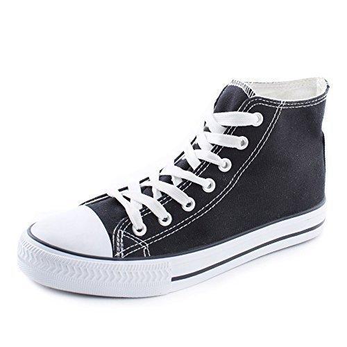 36 Footwear Nero Fitters Scarpe nero donna 41 stringate SFIzzU