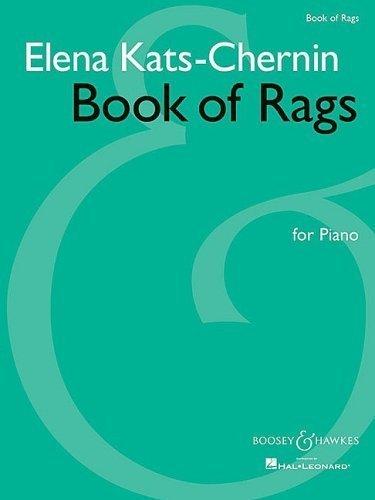 Book Of Rags For Piano: Piano Solo
