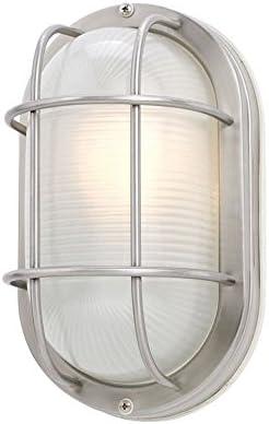 11-Inch Oval Bulkhead Light