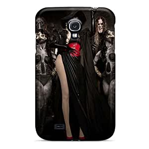 Samsung Galaxy S4 Wno15652HqZd Custom Lifelike In This Moment Band Skin Shock-Absorbing Cell-phone Hard Cover -CharlesPoirier