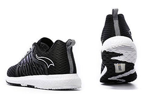 Mesh Black white Onemix Jogging Lightweight Sports Sneakers Shoes Lovers Running xwOvqI