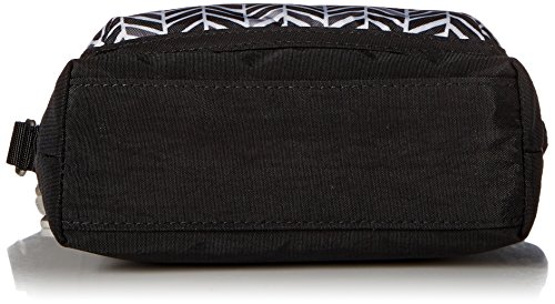 Medium Chevron Pocket Black Grey Crossbody Baggallini 4UaOwqxU