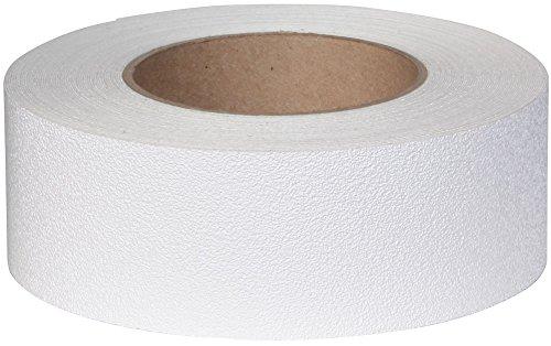 Jessup 4100-2 Flex Track Non Slip 2-Inch White Safety Tape, - System Track Flex