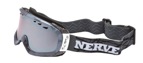 Optic Nerve Goggles - Optic Nerve Sawatch Goggles, Fine Lines, Pink