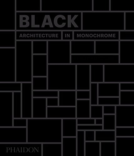 Black: Architecture in Monochrome