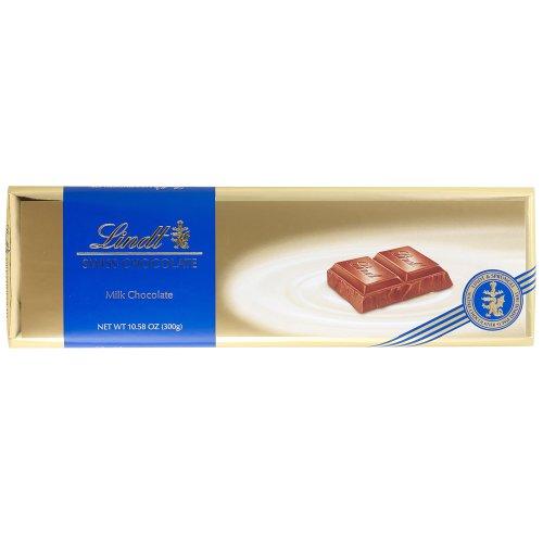 Lindt Swiss Premium Milk Chocolate, 10.58 Ounce