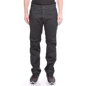 Diesel Men's Darron R800W Regular Slim Tapered Jeans