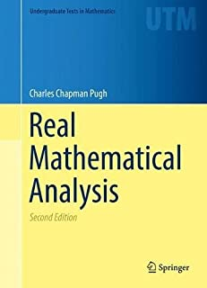 real mathematical analysis undergraduate texts in mathematics rh amazon com Pugh Matrix Excel Template Six Sigma Pugh Matrix