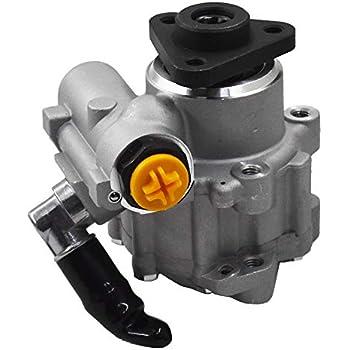 New Power Steering Pump For 01-05 BMW 325ci 325xi 330i 330ci 330xi 2.5 3.0L DOHC