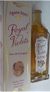 (Pack of 3) Royal Violets By Agustin Reyes 5 Oz Agua De Colonia Eau