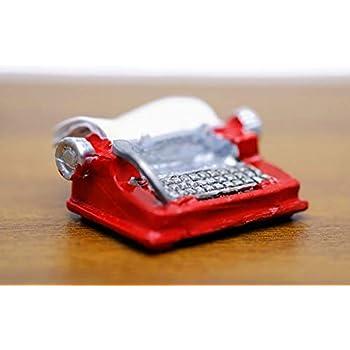 Dollhouse Miniature Old Fashion Typewriter ~ IM65194