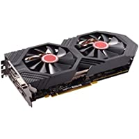 XFX Force Radeon RX 580 GTS XXX Edition 1386MHz OC+ 8GB GDDR5 PCI Express 3.0 VR Ready Dual BIOS 3xDP HDMI DVI AMD Graphics Card (RX-580P8DFD6)