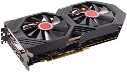 XFX AMD Radeon RX RX-580P8DFD6 8GB Triple X Edition ...