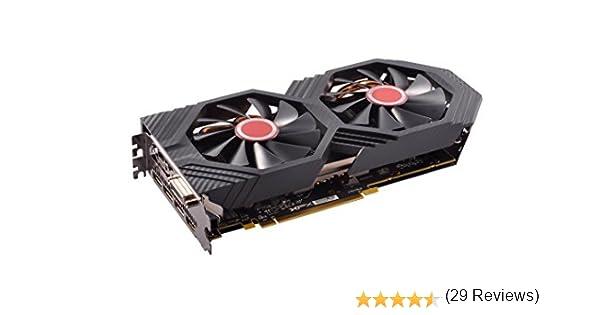 XFX AMD Radeon RX RX-580P8DFD6 8GB Triple X Edition - Tarjeta ...