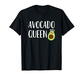 Amazon.com: Avocado - Camiseta para mujer y niña: Clothing