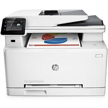 Amazon.com: HP LaserJet Pro m277 C6 multifunción Impresora ...