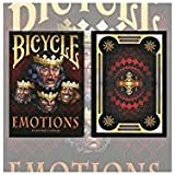 Bicycle Emotions Playing Cards (Limited Edition 1st Run Gold Seal)