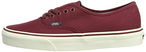 Oxblood Red rouge Red Vans Authentic Authentic Oxblood rouge Vans FPAq8wYPU