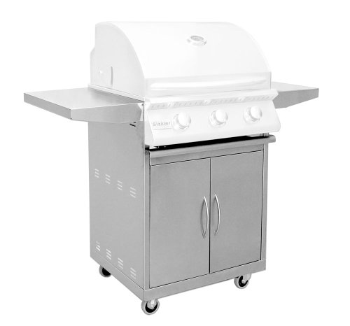 "Summerset Grills Grill Cart For 26"" Sizzler Grill Cart26siz -  CART-SIZ26"