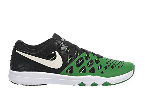 Nike Men's Train Speed 4 Running Shoe (9 D(M) US, Apple Green/White/Yellow Strike | College Collection)