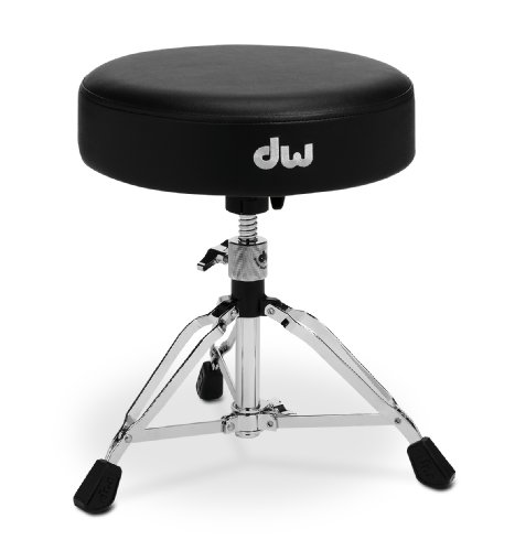 (DW Drum Workshop 9000 Series 9101 Low Tripod Drum Throne)