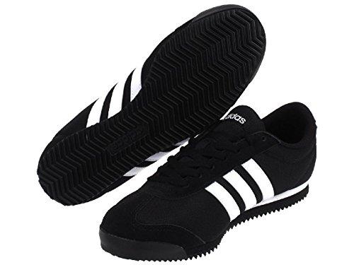 adidas TROC - Zapatillas deportivas para Hombre, Negro - (NEGBAS/FTWBLA/FTWBLA) 40 2/3