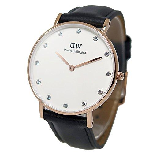 ダニエル ウェリントン DANIEL WELLINGTON 腕時計 0951DW ローズゴールド 34MM CLASSY SHEFFIELD クラッシー シェフィールド [並行輸入品] B01FVF6NUO