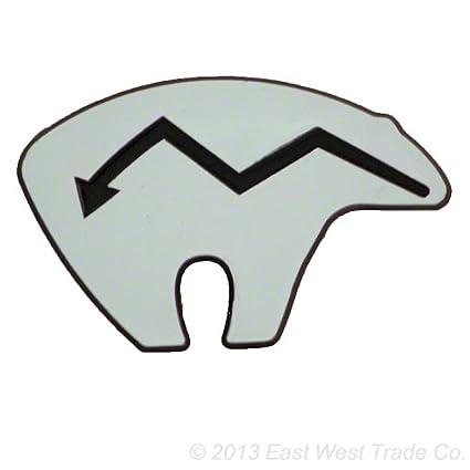 Amazoncom Zuni Bear Emblem Automotive