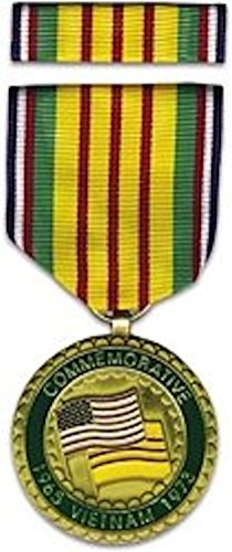 HMC Vietnam War Commemorative Medal and Ribbon Set.