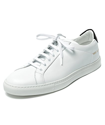 wiberlux-common-projects-mens-contrast-back-tab-real-leather-sneakers-40-white