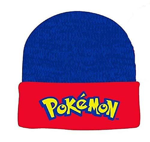Classic Logo Beanie - Pokemon Classic Logo Cuff Beanie Cap Hat New