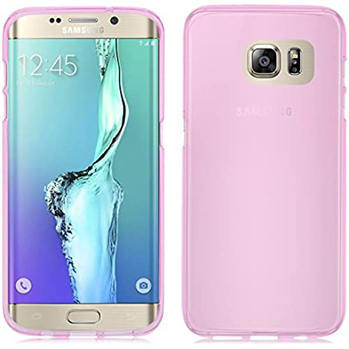 Galaxy S7 Case , IVSO Samsung Galaxy S7 - Super High Quality TPU Case -perfect compatible for Samsung Galaxy S7 phone (Clear Pink) Sales