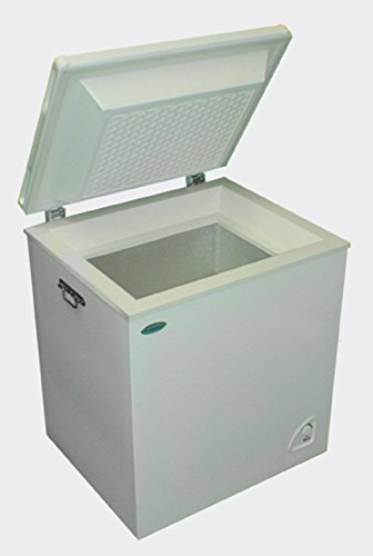 Sundanzer Solar-Powered Refrigerator - 1.8 Cubic Ft., 24.5in.L x 27.5in.W x 36.5in.H