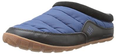 Columbia Men's Packed Out Omni-Heat Slipper,Nocturnal,7 M US