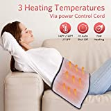 Heating Pad, Far-lnfrared Heating Pads with Auto