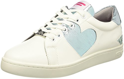 36 White Fornarina Sneaker Bianco Donna Andromeda 7xUqpq1wX