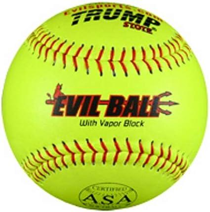 Trump Evil ASA 11 44//375 Softball MP-EVIL-ASA-11-Y 1 Dozen