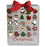Hallmark Countdown to Christmas Magnetic Countdown Calendar with 24 Magnets