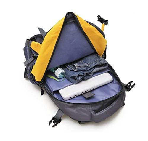 purpose Outdoor Travel Laidaye Backpack Shoulder Business Multi Leisure Blue wRHqUROS
