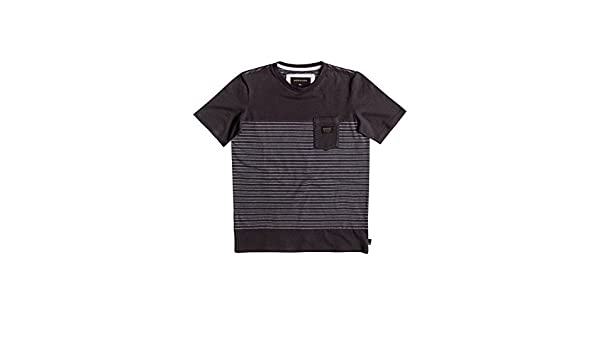 Quiksilver Varones Camisa Polo - Negro -: Amazon.es: Ropa y accesorios