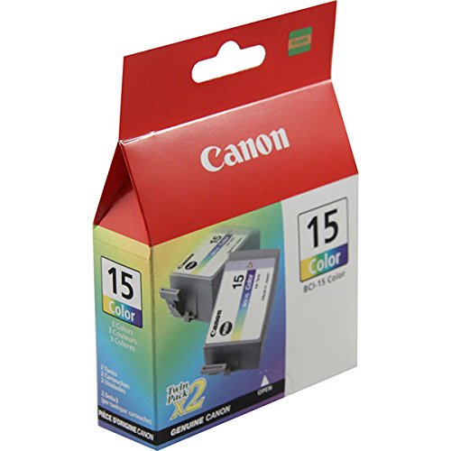 (Canon Bci-15clr I70/I80 Color Ink Tank Includes 2 Ink Tanks)