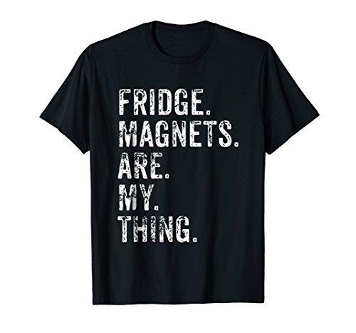 Refrigerator Magnets Tshirt - Refrigerator Running Tshirt