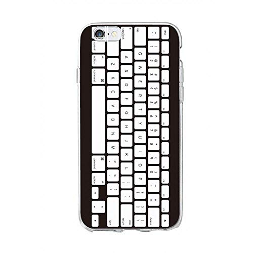 for iPhone 6S 7 7Plus 5 8 8Plus X XS Max Samsung Retro Camera Cassette Tapes Boombox Calculator Keyboard Soft Phone Case Fundas 4 for iPhone Xs Max