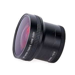 Leinox 58mm 0.25X Fisheye lens 58FW3202