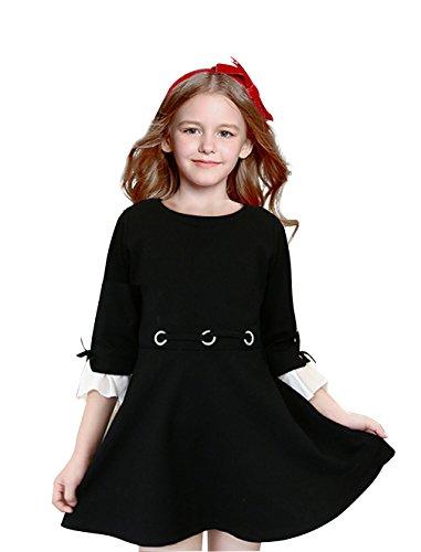 5t black dress - 8