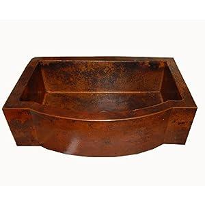 41aPahdKDGL._SS300_ Copper Farmhouse Sinks & Copper Apron Sinks