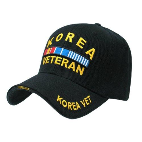 United States US Armed Forces Korean Korea War Veteran Official Baseball Cap