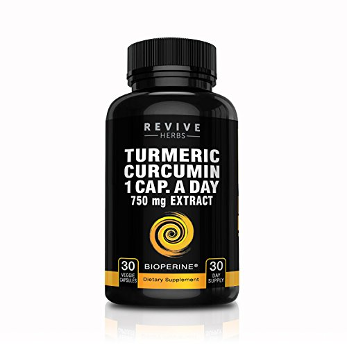 Pure Turmeric Curcumin with Bioperine. Super Strength. One Capsule A Day. Veggie Turmeric Capsules with Black Pepper. Premium Joint Pain Relief with 95% Standardized Curcuminoids. Review