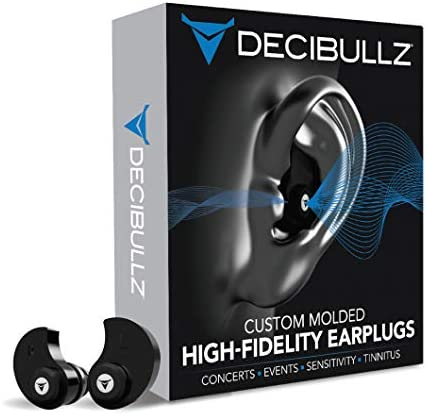 Decibullz Fidelity Protection Musicians Concertgoers product image